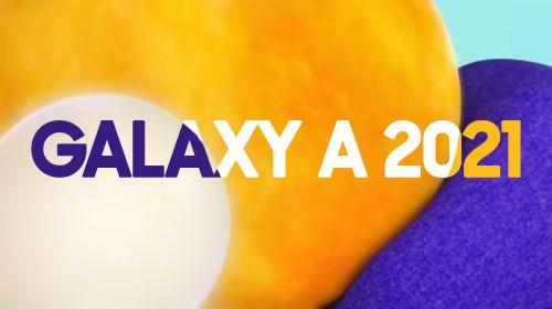 Tin HOT về bộ ba Galaxy A 2021